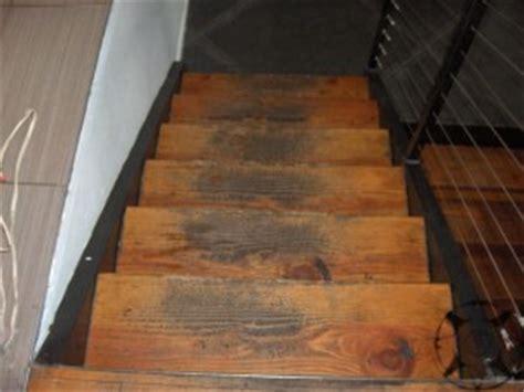 water based  oil based stains  stairs  spokane