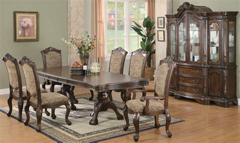 andreas dining room valley andrea dining room set from coaster 103111 coleman furniture