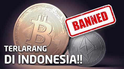 bitcoin legal di indonesia bitcoin dilarang di indonesia lho kenapa youtube