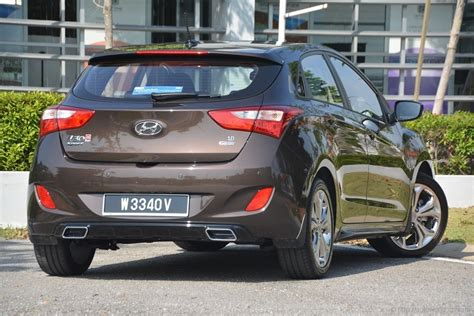 2nd hyundai i30 2nd hyundai i30 test drive review autoworld my