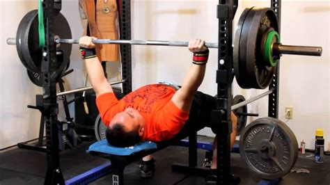 paused bench press paused bench press 350 lb x 2 2rm youtube