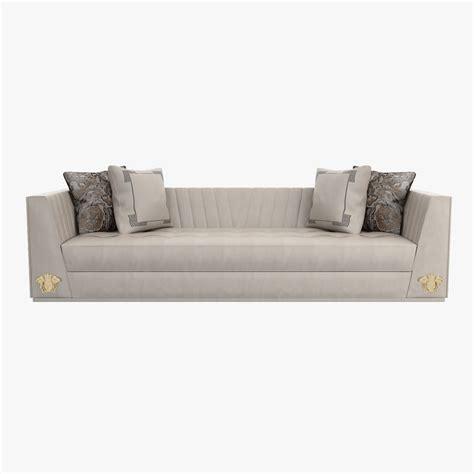 via sofa obj versace gesu 3 seater