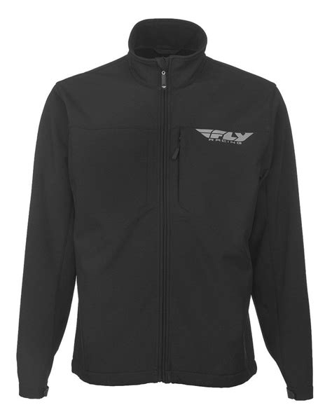 Jacket Fly Racing Factory fly racing track s hoody cycle gear