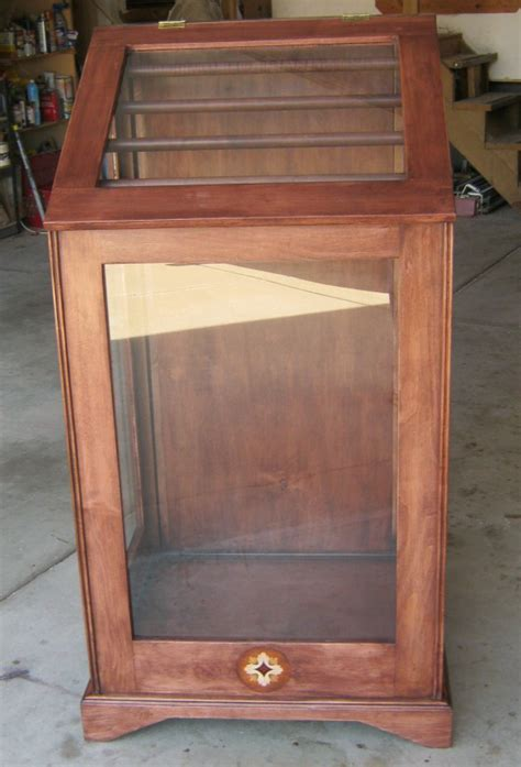 glass quilt display case plans plans diy