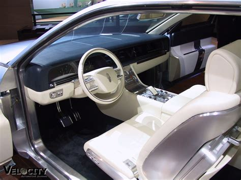 2002 Lincoln Continental Interior by Picture Of 2002 Lincoln Continental Concept