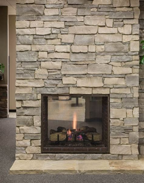 Fireplace With Veneer by Manufactured Veneer Kansas City Thin Cut