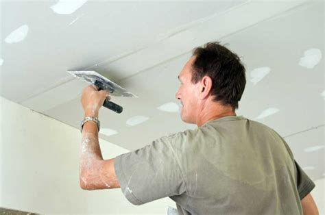fixing in ceiling basic ceiling repair for homeowners thats my house
