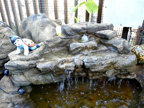 backyard waterfalls patio waterfalls home design ideas and inspiration