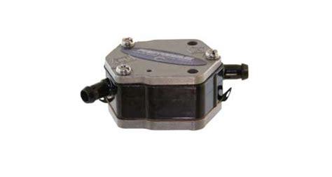 fuel pumps marine engines basic power