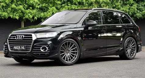 audi q7 modified abt audi qs7 puts on 22 quot custom wheels in the netherlands