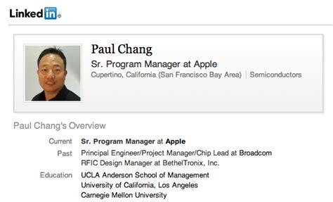 design engineer apple apple nabs senior rf engineers from broadcom amid rumors