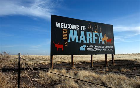 Marfa Lights Festival by What Does The New Show I Say About Marfa