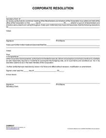 corporate resolution nevada legal forms amp tax services inc