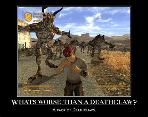 Deathclaw Meme - fallout new vegas legendary deathclaw
