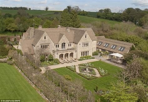 New England Cottage House Plans to the manor reborn britain s super rich abandoning