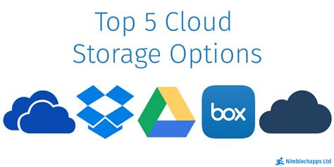 best free cloud storage top five cloud storage options that rule the market