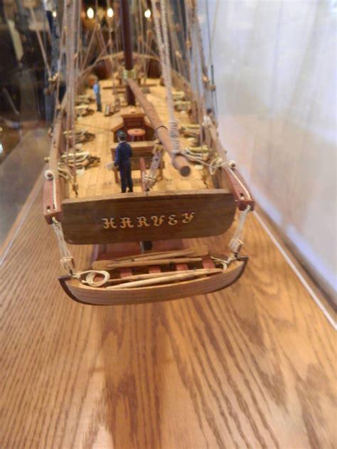 ship model   harvey  baltimore maryland