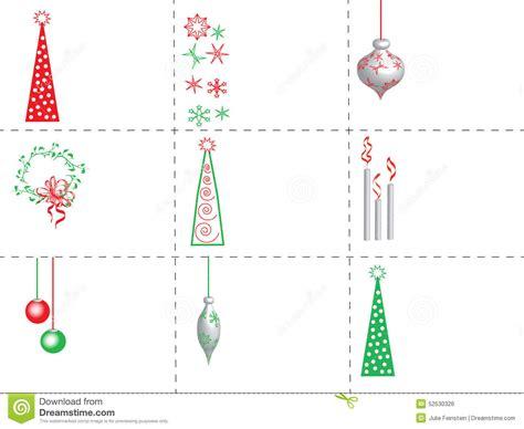 etiquetas de navidad para imprimir etiquetas del regalo de la navidad stock de ilustraci 243 n
