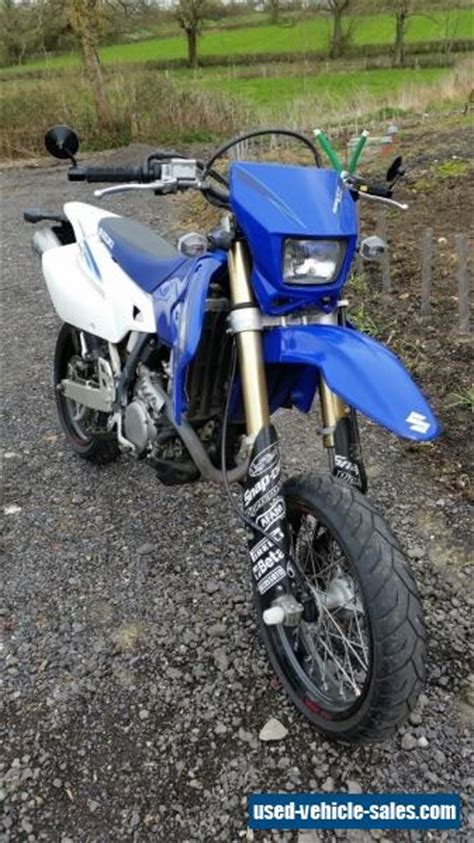 Suzuki Drz400sm For Sale 2008 Suzuki Suzuki Drz400sm For Sale In The United Kingdom