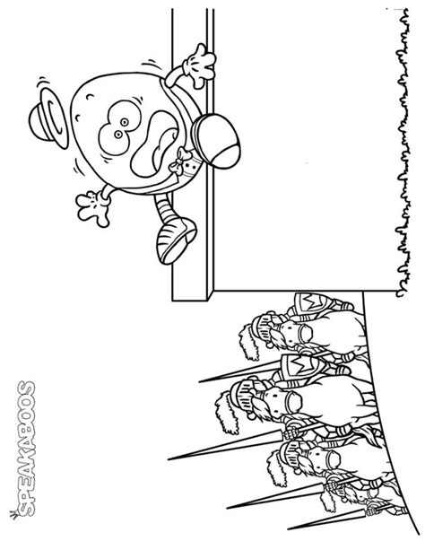 humpty dumpty coloring coloring pages