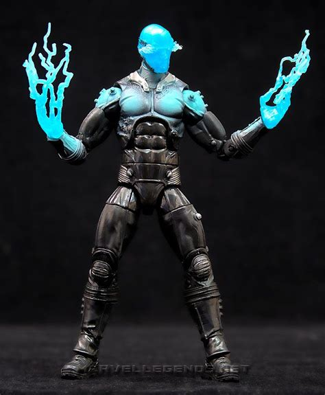 Marvel Legends Invinite Electro picture suggestion for ultimate electro marvel