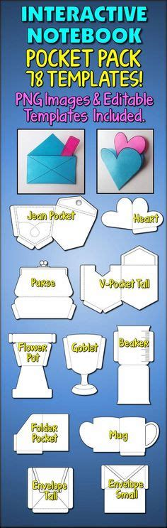 interactive card template teachers could you use some free lapbook interactive