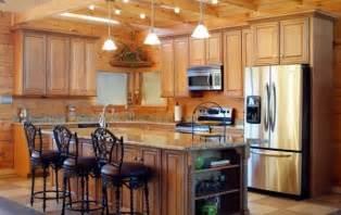 Ideas For Kitchen Cupboards by Honey Oak Kitchen Cabinets Kitchenidease Com