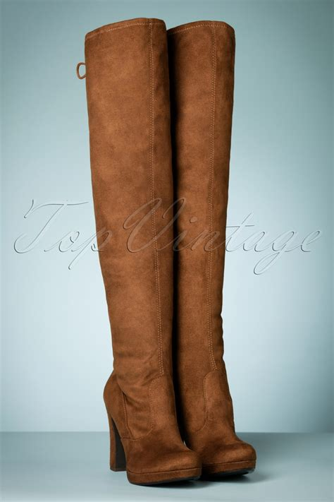 Winter Vintage Boots vintage retro boots styles for winter