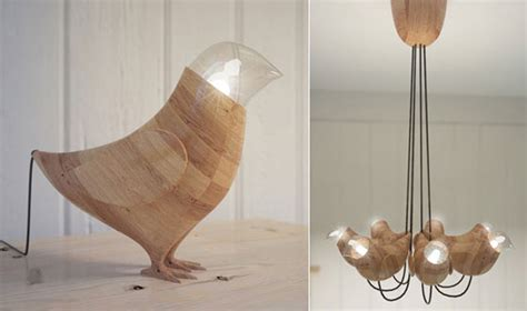 Cool Desk Lamp by Go Nature 9 Creative And Cool Wooden Lamp Designs Design Swan