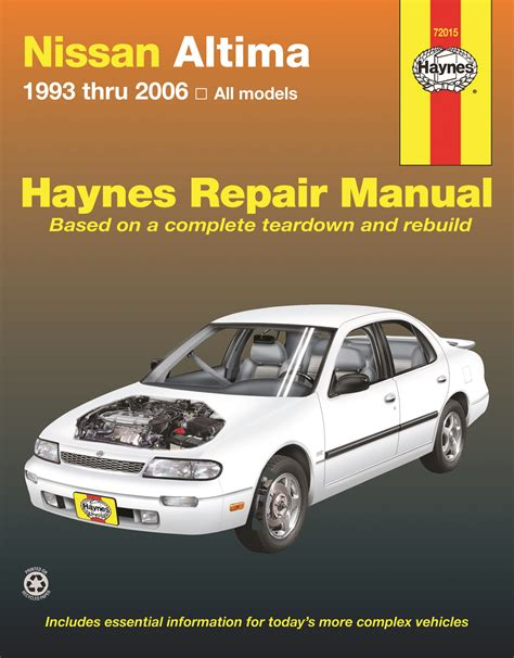 automotive air conditioning repair 1993 nissan altima windshield wipe control nissan altima 93 06 for altima haynes repair manual haynes manuals