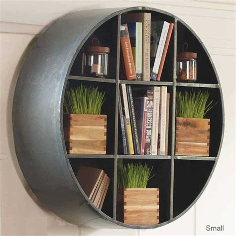 metal hanging shelf home living room