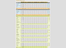 Expense Record & Tracking Sheet Templates (Weekly, Monthly) Excel Spreadsheet Templates Download