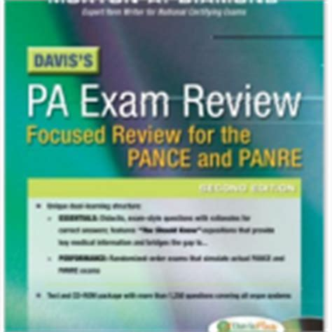 a comprehensive review for the certification and recertification examinations for physician assistants books 6 tips to succeed on the pance usmle