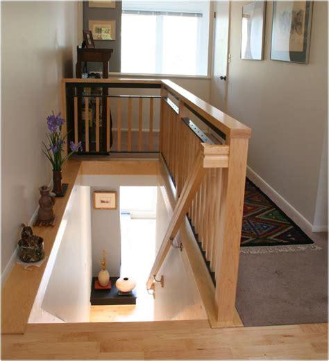 simple designs deck stair handrail rickyhil outdoor ideas