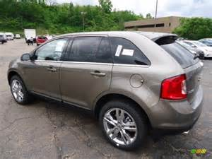 2013 mineral gray metallic ford edge limited awd 66207602
