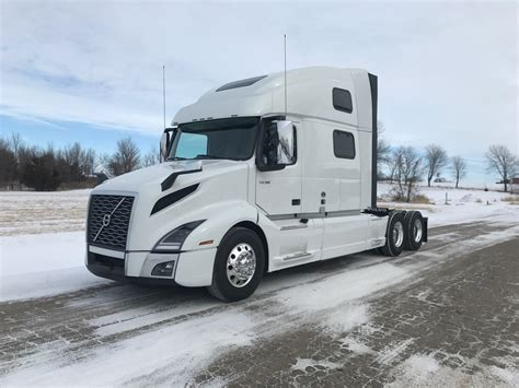 2019 Volvo Truck For Sale by 2019 Volvo Vnl64t860 Sleeper For Sale 318