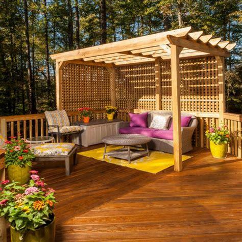 Designing Your Backyard Do You Have Corner Outdoor Pergola Benches Pergola Gazebos