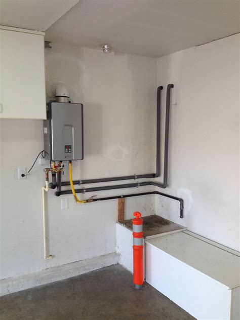 Tankless Water Heater Installation Water Heater Install Tankless Water Heater And Repair