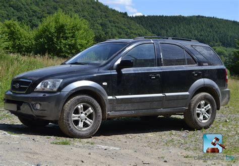 Kia Sorento Wagon Station Wagon Kia Sorento Executive 2006 For Sale On
