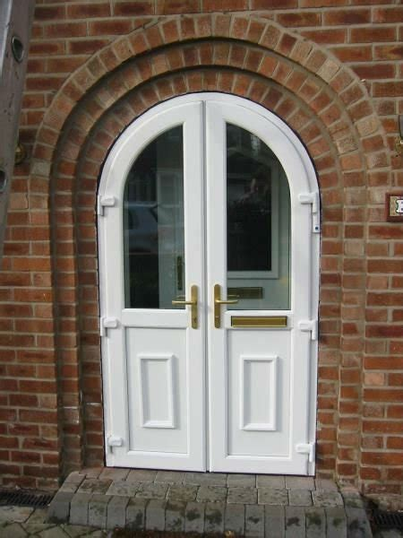 Pvc Exterior Doors Pvc Arched Entry Doors View Arched Entry Doors Mq Product Details From Guangzhou