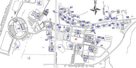 a m building map cusmap