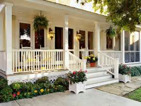 Homes With Front Porches House Stalking Wide Front Porch