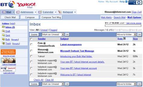 email yahoo bt bt yahoo internet information