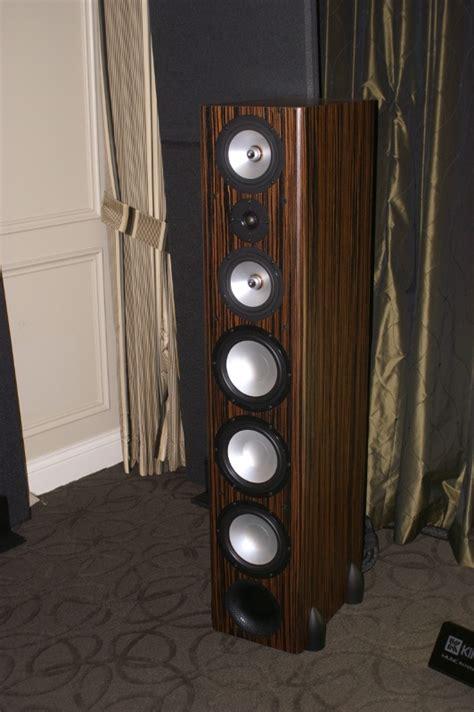 rbh sound  ser signature speakers audioholics