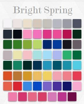 25 best ideas about light spring palette on pinterest light spring warm spring and season colors