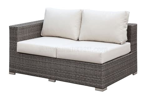 sofa sitzhöhe 55 cm somani cm os2128 10 outdoor patio l shaped sectional sofa set