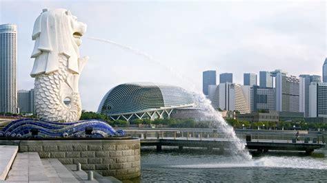 Pajangan Merlion Singapore merlion in singapore