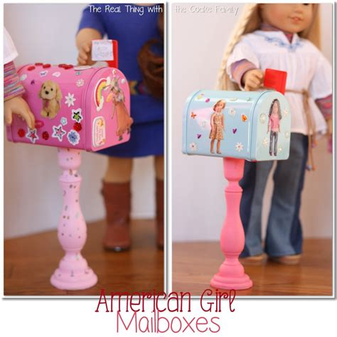 How To Make Papercraft Dolls - american craft mailboxes