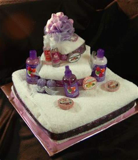 Cake Frothing Bath And Shower Froths by Bathroom Towel Cake Ideas Crafts