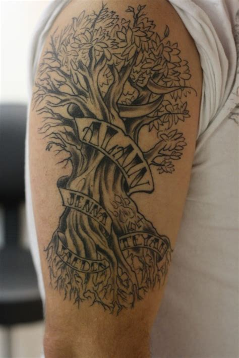 tattoo designs for family family tree tattoos designs ideas and meaning tattoos